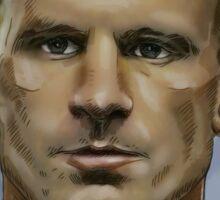 Dennis Bergkamp - Dutch Master Sticker