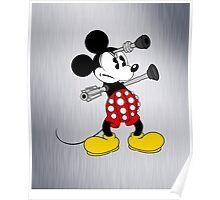 Dalek Mickey Poster