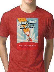 RedBubble vs. NYCC Tri-blend T-Shirt