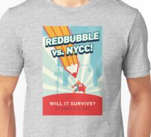 RedBubble vs. NYCC Unisex T-Shirt