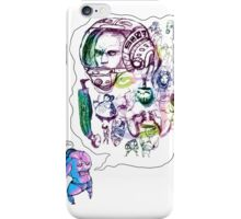 SKETCHUMS iPhone Case/Skin