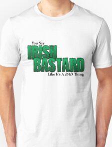 Irish Bastard T-Shirt