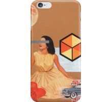 Not Ready For A Picnic iPhone Case/Skin