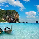 Postcard from the Andaman Sea in Thailand by Bruno Beach