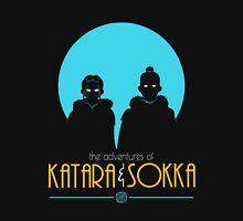 The Adventures of Katara and Sokka T-Shirt