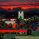 Cozumel Plaza by Mike Pesseackey (crimsontideguy)