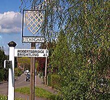 Etchingham Village Sign by ColinBoylett