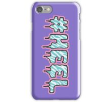 #HEEL - Pastel A iPhone Case/Skin