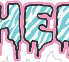 #HEEL - Pastel A Sticker