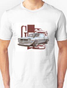 Steel Skyline T-Shirt