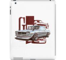 Steel Skyline iPad Case/Skin