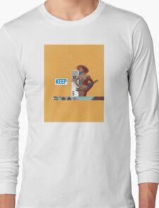 Keep 109 Long Sleeve T-Shirt