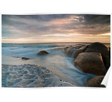 Bay of Fires - Dawn Poster