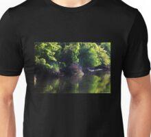 Sunny Evening at Sunken Meadow Unisex T-Shirt