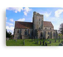 Etchingham Parish Church Metal Print