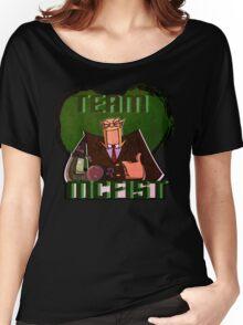 TEAM MCFIST Women's Relaxed Fit T-Shirt