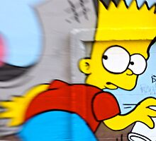 Bart Baby by Richard  Cubitt