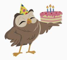 Happy Birthday Owl by 2dmiriam