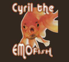 Cyril the Emofish by shutterjunkie