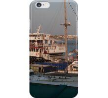 Sunset Harbour iPhone Case/Skin