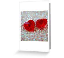 Love is a precious Jewel Greeting Card