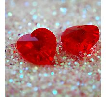 Love is a precious Jewel Photographic Print