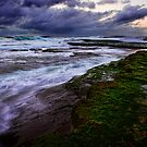 Turimetta Storm by Ian English