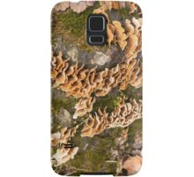 Bracket fungus Samsung Galaxy Case/Skin