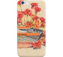 Teenage iPhone Case/Skin