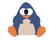 penguin by mers