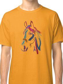 Cool t-shirt Horse Colour me beautiful Classic T-Shirt