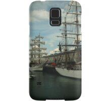 Boston Tall Ships Samsung Galaxy Case/Skin