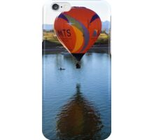 Balloon Reflection iPhone Case/Skin
