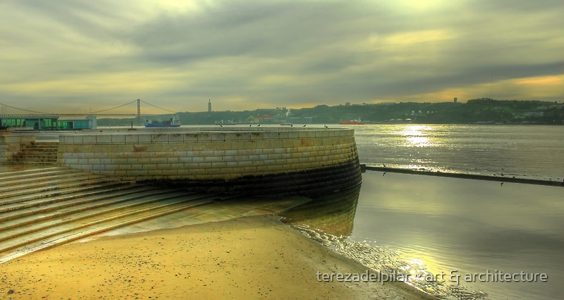 Belém and the river... by terezadelpilar~ art & architecture