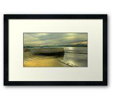 Belém and the river... Framed Print