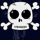 Sad Skull by CJSDesign by CJSDesign