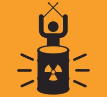 Radioactive Drum by Sharath Padaki