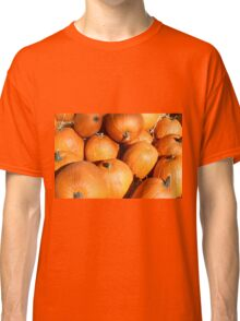 Lotta Pumpkins Classic T-Shirt