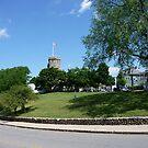 Prospect Hill Monument, Somerville, Massachusetts by nealbarnett