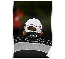 Head Shot [rear] - NGC2009 Poster