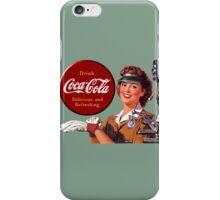 Coca Cola Ad #17 iPhone Case/Skin