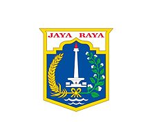 Flag of Jakarta  by abbeyz71