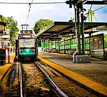 Riverside Station by Nicholas Stankus