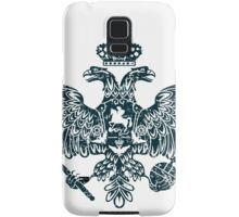 Coat of Arms of Russian Empire Samsung Galaxy Case/Skin
