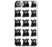 bears and robins iPhone Case/Skin