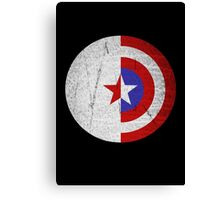 Cap and Bucky Canvas Print