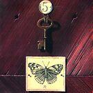 Key 5 by Michael Douglas Jones