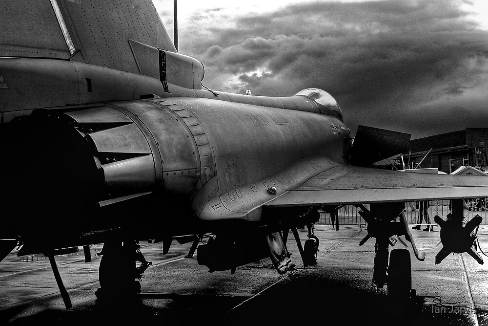 The Typhoon by Ian Jarvis