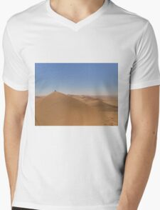 The long view  Mens V-Neck T-Shirt