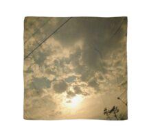 Sunbreak in the Clouds Scarf